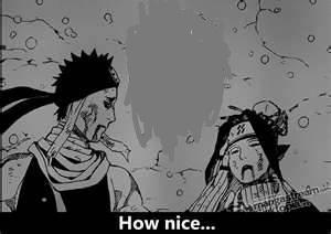when  Zabuza is about to die next to the dead haku what is his last wish?