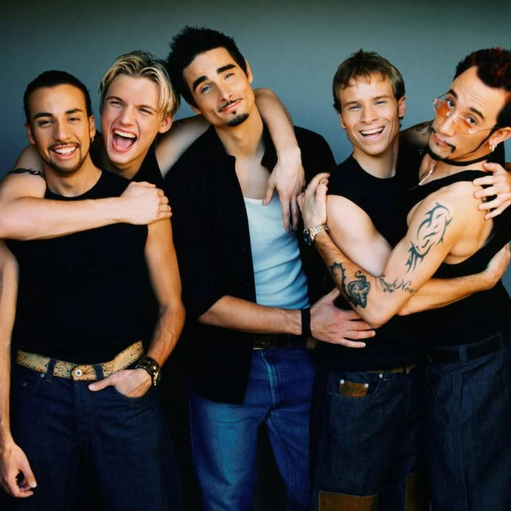 Who's my favorite backstreet boy?