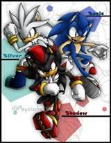 Sonic: *comes out from behind Starr* Starr: Oh yeah and your supposed to be the hero of Mobius? Sonic: I wasn't scared just...wanted to see if Egghead was behind you. Starr: *rolls eyes* Silver: Is it my turn? Starr: Sorry Silver...it's Shadow's. Silver: WHAT?! But I'm better than Shadow. Shadow: Watch what you say! Starr: *turns into demon form* SIT DOWN AND ASK THE FRIGGIN QUESTION!!! All: *sits down* Shadow: Out of all of us who is your favorite character?