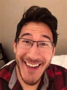 ( Random questions now) who watches Markiplier one answer