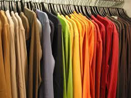What colour of clothes do you wear?