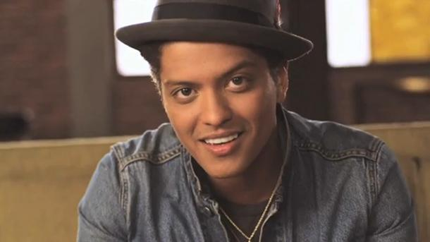 What is Bruno Mars' Real Name? (including his middle name)