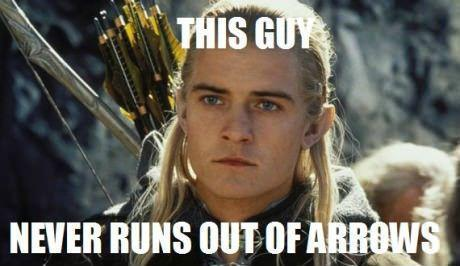 Who is Legolas's BIGGEST fan?