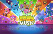 what was the name of the album moshi monsters released in 2012