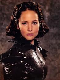 Who plays Katniss in the movie?