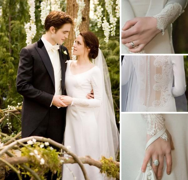 So, lets start easy. Who arranged Bella and Edward's wedding ?