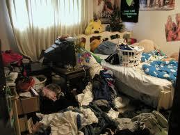 is your room messy