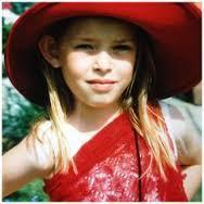 And last, but not least, which youtuber is this adorable little girl?