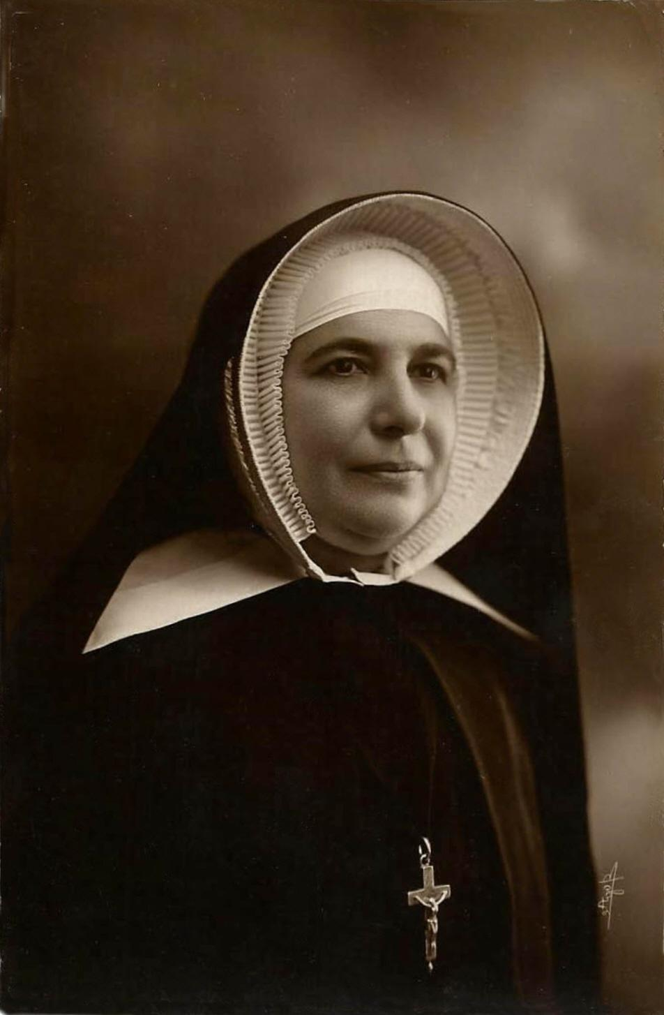 "The nun turned to me and said, ""Alice! I was about to go find you, I'm glad you got here without my help. My name is Sister Martha and I'm one of your superintendants here. In other words, I'm in charge of you guys. I was made aware that Ivan was fighting with Oli and you and Louis were involved as well. Come sit with us so we can discuss what is going to happen in consequence please."""