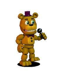 Would you hug your favourite animatronic ?