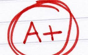 Do you get awesome grades in school.  This effects you a lot.