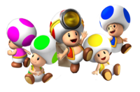 True or False: After collecting all the stars as Mario, you will unlock a new story mode, and get to play as the Toad Brigade.