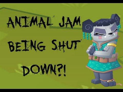 Did any of you know that in 2016 animal jam would soon end?