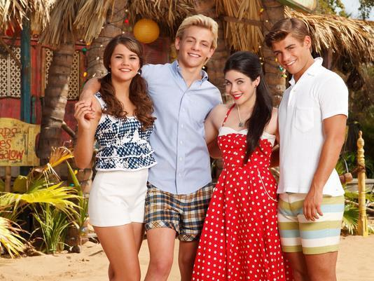 Where was teen beach movie filmed?