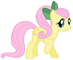 What does Fluttershy like the most out of these?