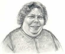 BONUS: What is Dolores Jane Umbridge's patronus? (the picture is a sketch of Umbridge)