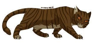 What was the name of the banned deputy of ThunderClan