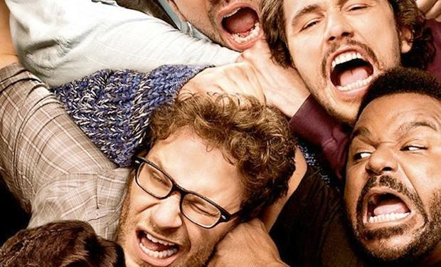 What 2013 ensemble comedy stars the likes of Jonah Hill, Jay Baruchal, Seth Rogen etc
