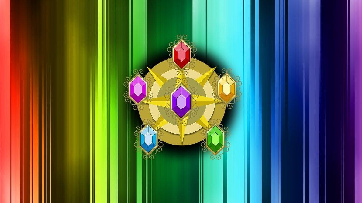 You are hit with the Elements of Harmony(or love-powered protection spell or Crystal Heart). What are your last words?