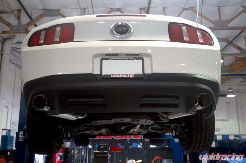 How would you describe the sound of your Mustang's exhaust?