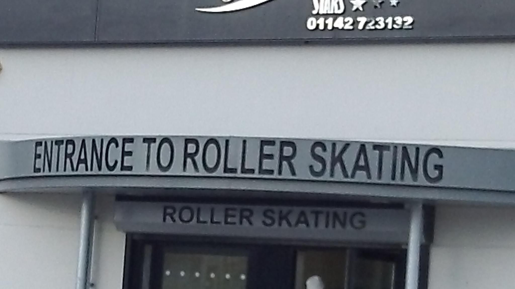 what day is rollerblading on in 3 week time?