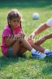 What would you say if your friend / classmate got hurt at recess?