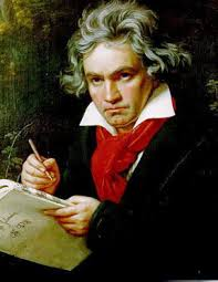 What are the works of Beethoven that were inspired by love affairs? (i know, mushy question)