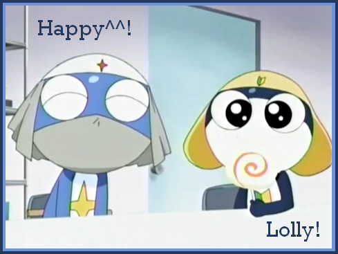 Who is your favorite human on Sgt. Frog?