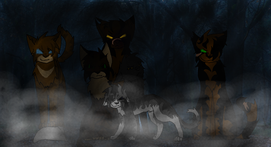 Would you want to be in The Dark Forest? Or Would You Wanna be in StarClan?
