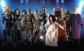 second question what is the scarcest doctor who alien?