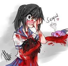 what will yandere-chan do if senpai is dead ?