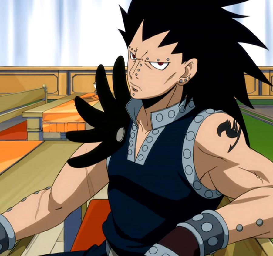 Who does Gajeel care for most in Fairy Tail?