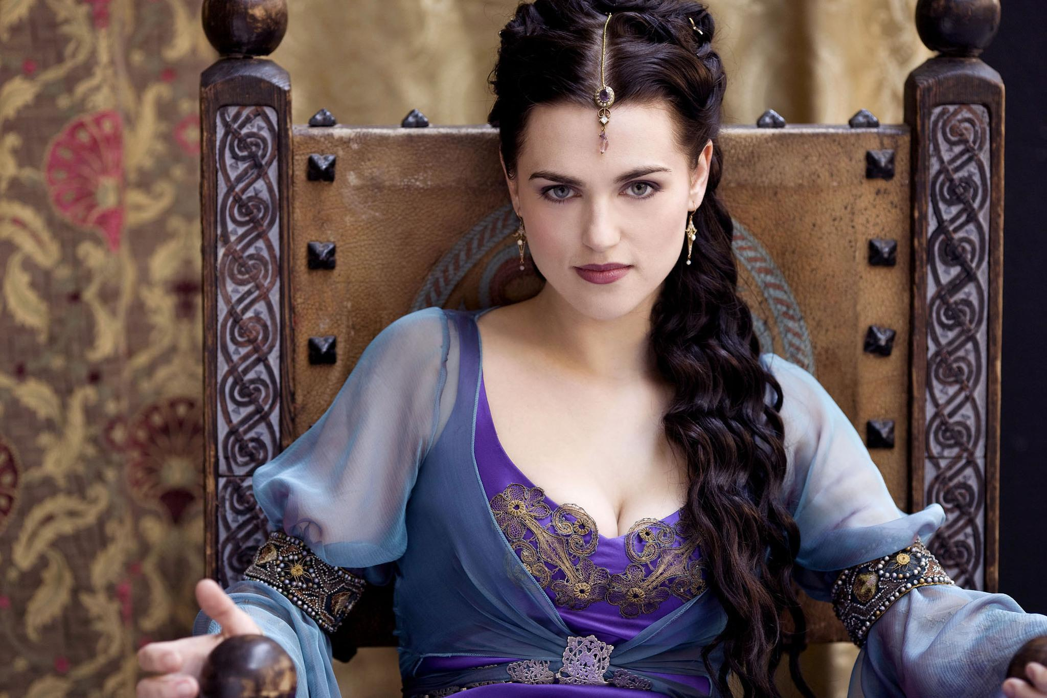 What is the title of the episode that Morgana finds she has magical powers?