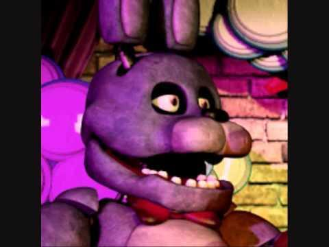 What's missing from Bonnie The Bunny in FNAF 2?