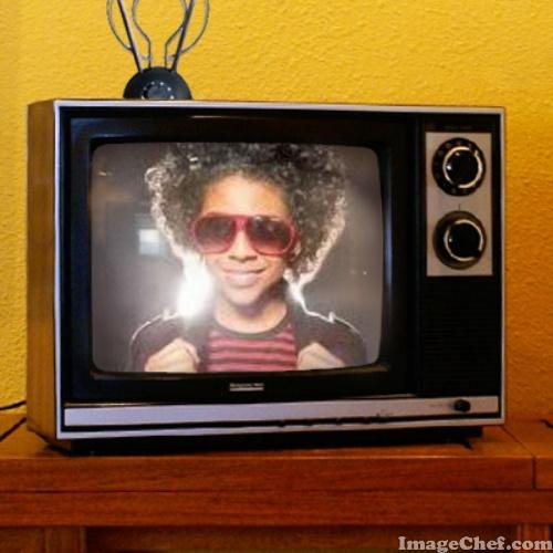 What Age Did Princeton Appear On T.V?