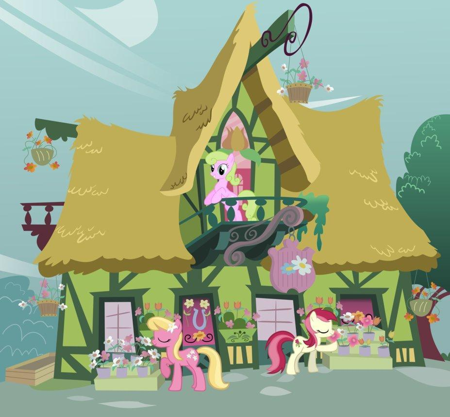 In season 4 episode 1, what is invading Ponyville?