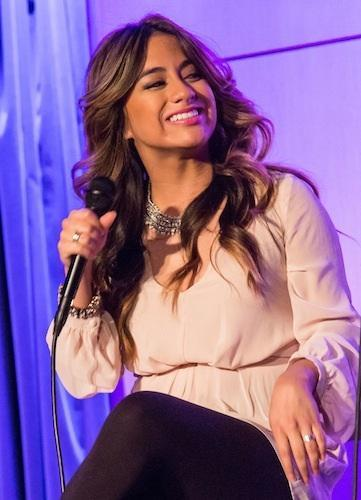 True or false: Ally spends the most money on clothes and shoes out of Fifth Harmony.