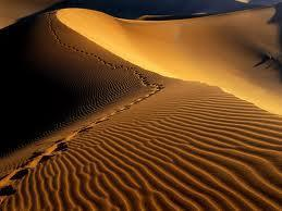 What is the third biggest desert in Africa?