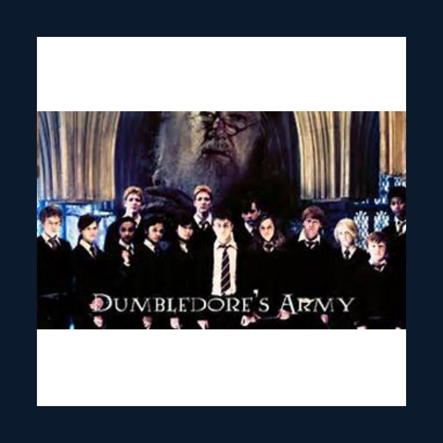 Would you join Dumbledore's army?