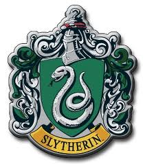 What did the Sly Slytherin get on her arm?