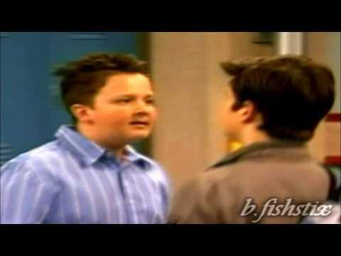 When Gibby challenges Freddie to a fight, what time does he tell Freddie to meet him?