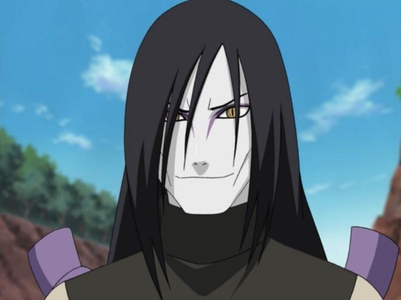 Who left the village to gain power from Orochimaru?