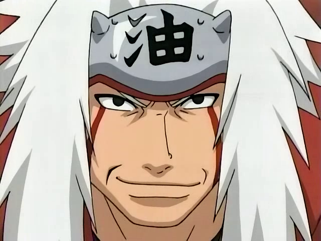 Who left the village on a training journey with Jiraiya?