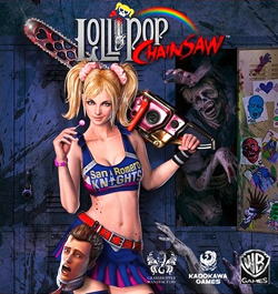 The Dark Purveyors in Lollipop Chainsaw symbolize musical genres, which of these is not symbolized by a Dark Purveyor?