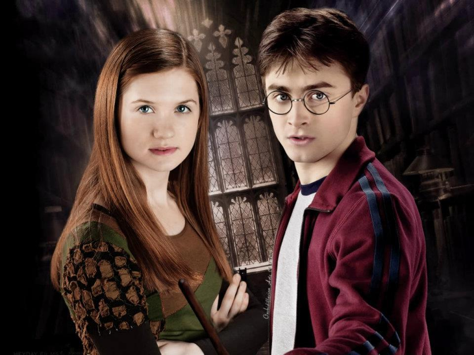OK, now it starts to get harder... Why does Harry break up with Ginny in the 6th book/movie?