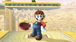 In Super Smash Bros. Melee (Gamecube), Mario has the second longest taunt out of all the characters in Melee. Who has the longest taunt?
