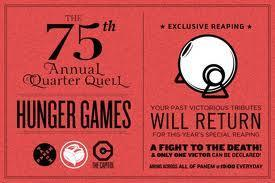 Who are the tributes in the 75th games