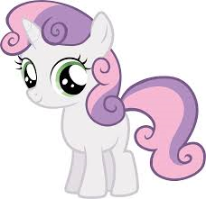 Who is sweetie Belle's sister?