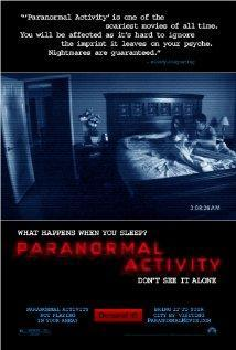 "In ""Paranormal Activity"", what was the first victim's name before Katie?"