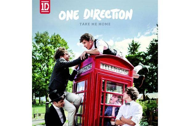 Which is the name of the 9th song on their second album Take Me Hom??
